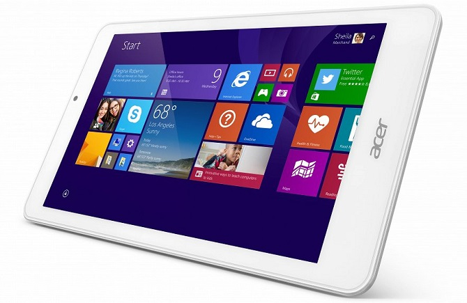 Acer Iconia Tab 8W 11