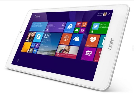 Acer Iconia Tab 8W 4
