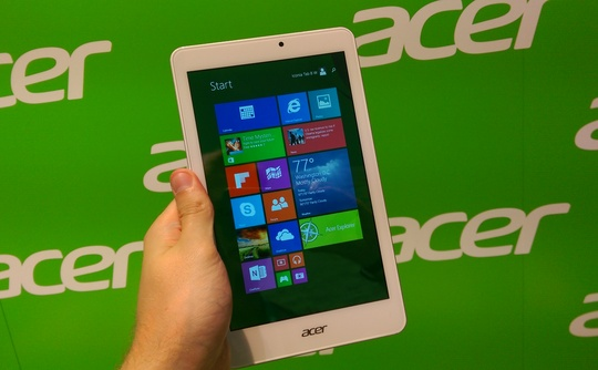 Acer Iconia Tab 8W 6