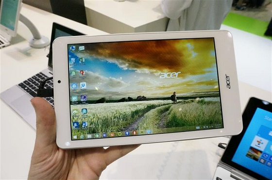 Acer Iconia Tab 8W 9