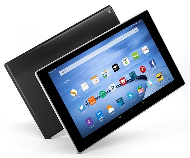Amazon Fire HD 10 4