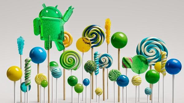 Google начала рассылку Android 5.0 Lollipop для устройств линейки Nexus