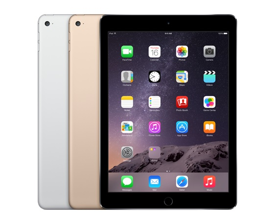 Apple iPad Air 2 official11