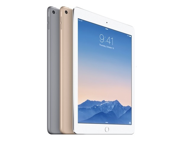 Apple iPad Air 2 official13
