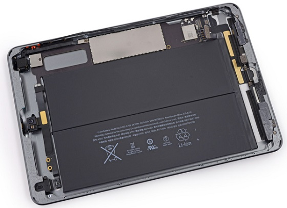 Apple iPad mini 2 Retina ifixit 2