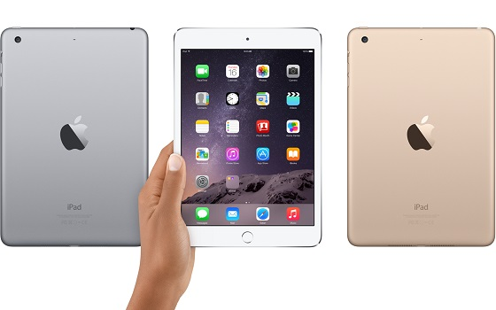 Apple iPad mini 3 official