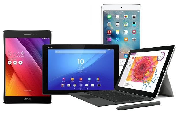 Best tablets 2015 1