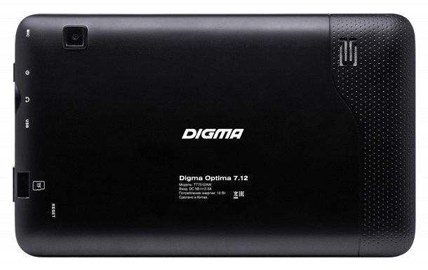 Digma Optima 7.12 3