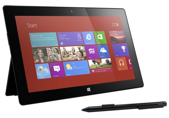 Microsoft Surface Windows 8 Pro 14