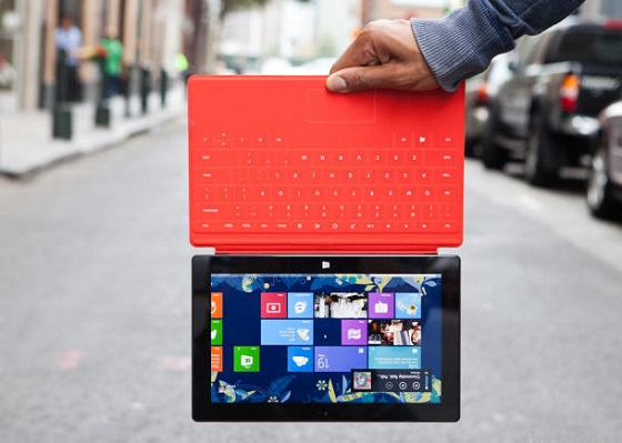 Microsofts Surface