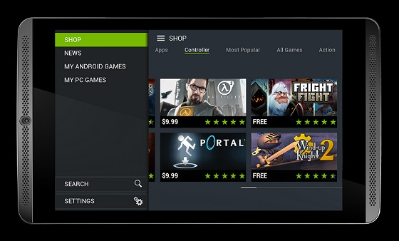 NVIDIA SHIELD Tablet official3
