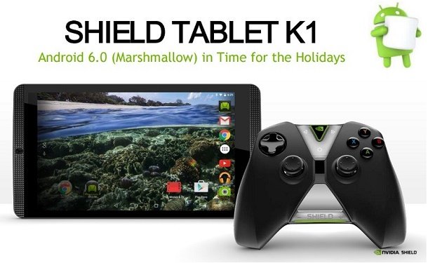 NVIDIA Shield Tablet K1 11