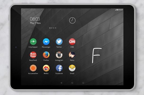 Представлен 7,9-дюймовый планшет Nokia N1 на Android 5.0 Lollipop