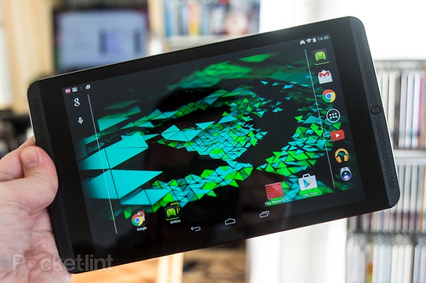 Nvidia Shield Tablet rev4