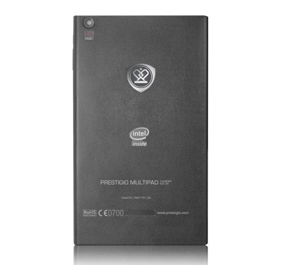 Prestigio представила в России планшет MultiPad Thunder 8.0i 3G