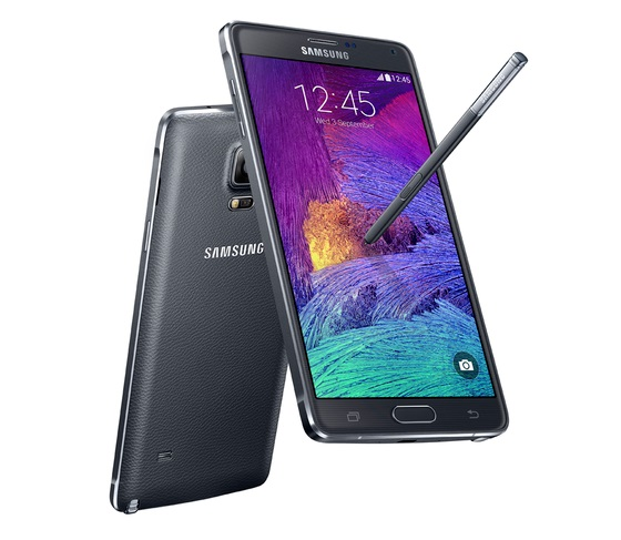 Samsung GALAXY Note 4 official2