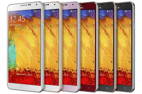 Samsung Galaxy Note 3 offitsial14