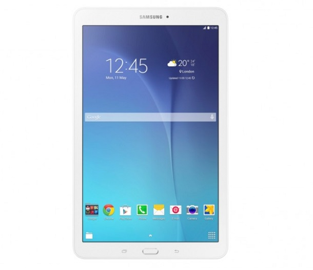 Samsung Galaxy Tab E for scholl