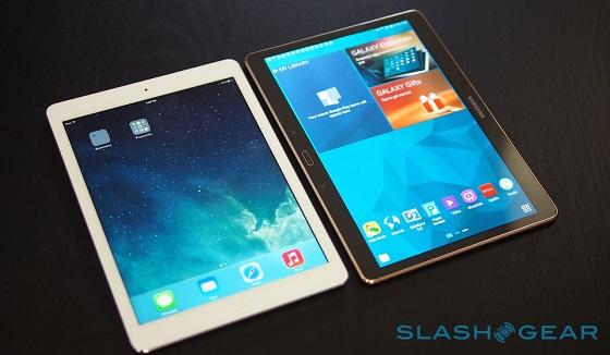 Samsung Galaxy Tab S 10.5 rev30