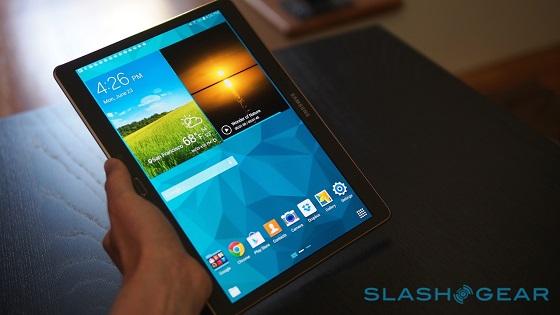 Samsung Galaxy Tab S 10.5 rev7