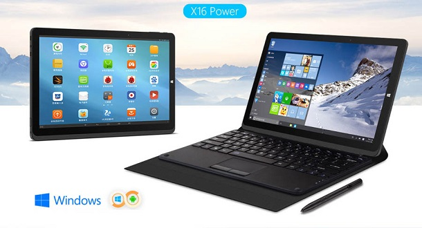 Teclast X16 Power8