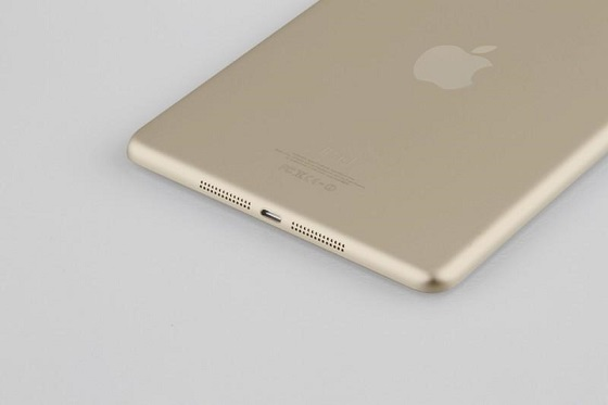 iPad mini 2 gold2