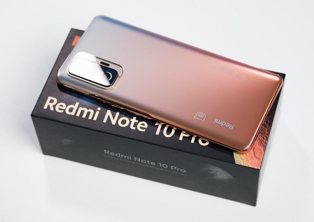 Xiaomi выпустила в России специальное издание Redmi Note 10 Pro