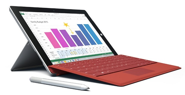 Microsoft Surface 3new4
