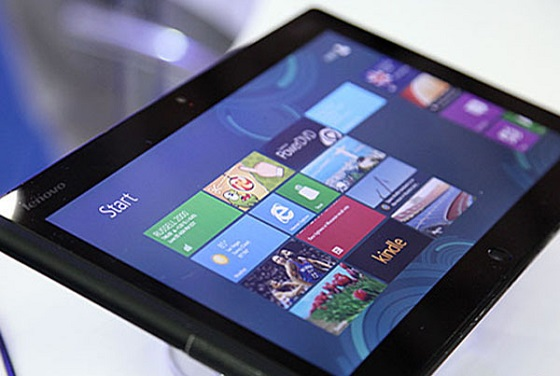 lenovo clover trail tablet