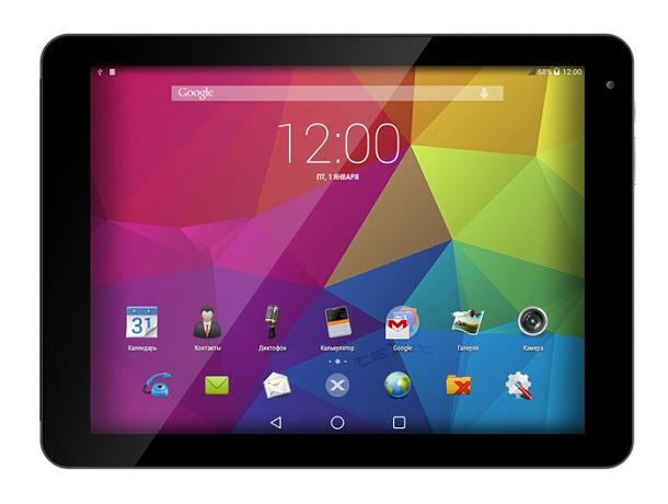 Выпущен 9,7-дюймовый планшет teXet X-pad STYLE 10.1 3G
