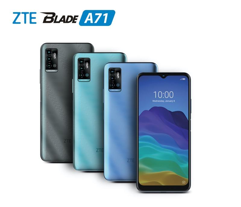 Смартфоны ZTE Blade A51 и Blade A71 готовятся к выходу на международном  рынке